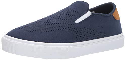 Etnies Men's Cirrus Skate Shoe, Navy/tan, 9 Medium US