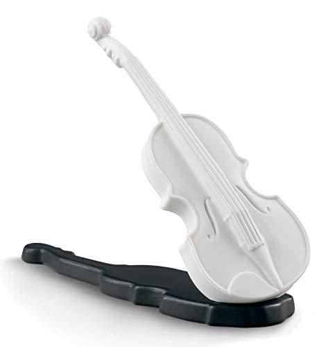 LLADRÓ Violin Figurine. Porcelain Violin Figure.