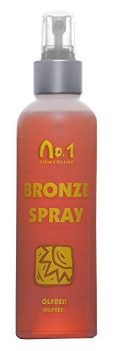 Joveka Bronze Spray, Bräunungsintensivierer, 200 ml, 1-er Pack