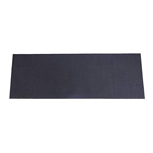 gilivableskr Bodenschutzmatte Trainingsgerätematte für Laufband rutschfeste, stoßfeste Multifunktionale, hochdichte, verschleißfeste Fitnessgerätematte für Fahrräder, Rudergeräte, Cross-Trainer, Show