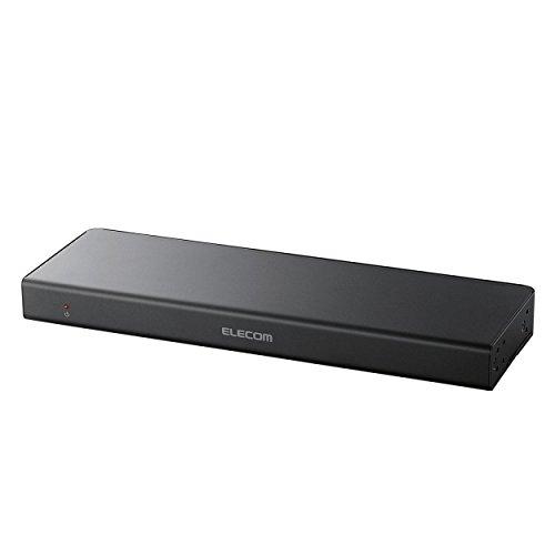 エレコムHDMI分配器スプリッター1入力8出力FullHD4KVSP-HD18BK