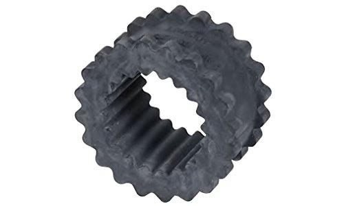 Lovejoy 35570 Size 7JE Solid Design S-Flex Coupling Sleeve, EPDM Rubber, 4.34