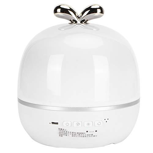 SALALIS Lámpara de proyección, luz Nocturna portátil con atenuación giratoria de 360 Grados para niños para el hogar