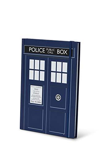 Preisvergleich Produktbild Doctor Who TARDIS Standard Notebook