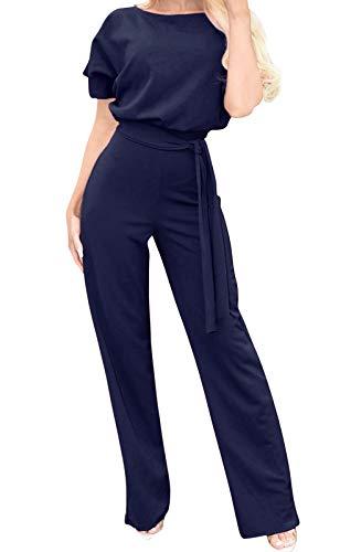 Lista de los 10 más vendidos para vestidos azul rey casuales