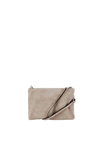 s.Oliver (Bags Damen 32.806.94.3391 Umhängetasche, Beige (Brushed Sand), 1,5x16x23 cm