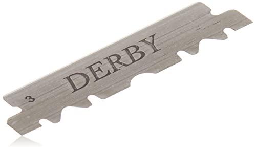 Derby Premium Rasierklinge, 1er Pack (1x100 Stück)