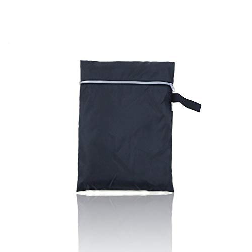 Cubierta de Tela Oxford para Muebles de Exterior, Cubierta Impermeable a Prueba de Polvo de jardín, Cubierta para Muebles de jardín, Cubierta para Mesa y Silla (black242 * 162 * 100CM)