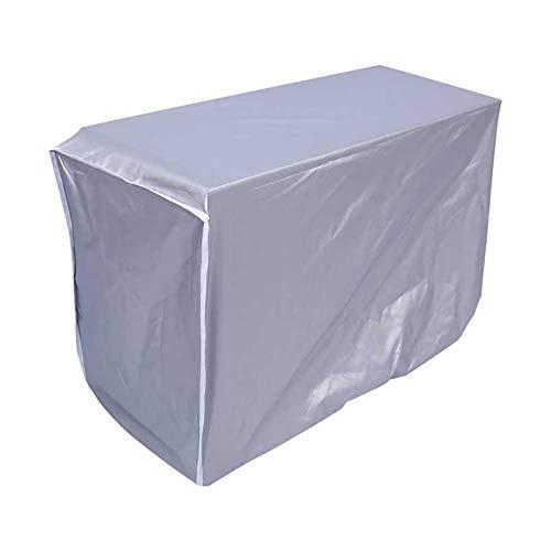 BANGSUN 1 cubierta de aire acondicionado al aire libre impermeable anti polvo nieve resistente al sol protege