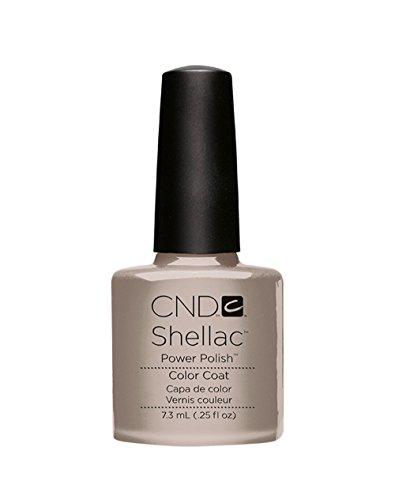 CND Shellac Creative Nail Shellac UV Color Coat Cityscape Color 0.25 oz by Shellac