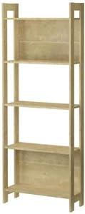 IKEA -Libreria Laiva, effetto betulla,62x 165cm