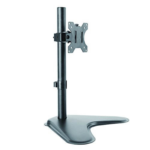 LogiLink BP0044 Monitor-Schreibtischständer 33-81,3 cm (13-32 Zoll) schwarz