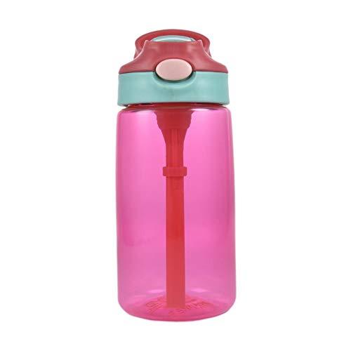 Nrkin Termo Taza con Paja - Vaso Termico de Viaje Café Termica para Llevar Acero Inoxidable Botella de Agua Dos Tonos: Dulce Caramelo Handy transferable Easy to Use Beneficial