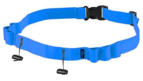 42K Running - Cinturon portadorsal 42K Bib Belt Blue