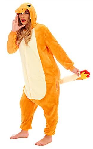 Everglamour - Pijama/mono con diseño de Pokémon