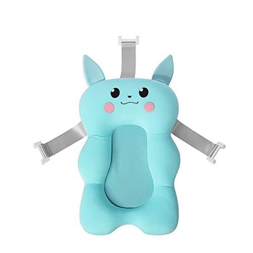 Styledress Baby Bad Pad Neugeborenen Baby Faltbare Baby Badewanne Pad Stuhl Regal Neugeborenen Badewanne Sitz Infant Unterstützung Kissen Mat