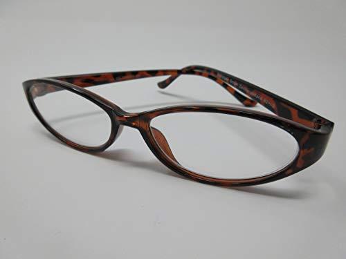 Schildgen Moderne lichte leesbril +3,0 havanna dames & heren kant-en-klare bril leeshulp