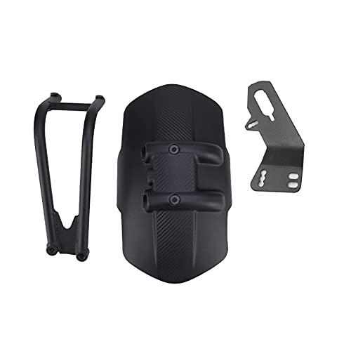Guardabarros de Motocicleta para Z650 Z750 Z800 Cubierta Trasera Guardabarros Trasero Z900 VERSYS-X300 Fender Splash Guard Protector 750800900 (Size : 18mmA)