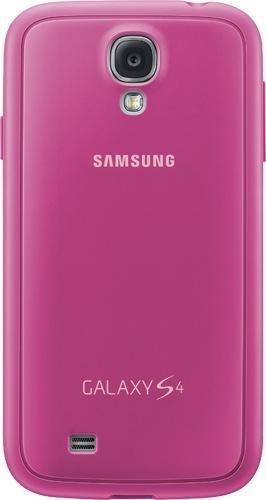 Samsung EF-PI950BPEG - Funda para Samsung Galaxy S4, rosa