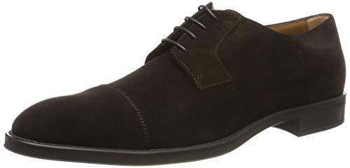 BOSS Coventry_Derb_sdwr, Herren Derbys, Braun (Dark Brown 202), 41 EU (7 UK)