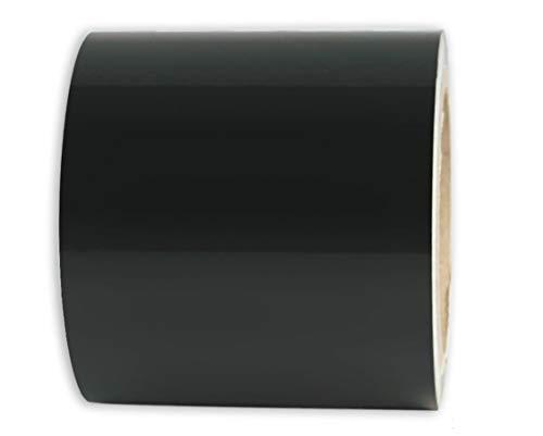 lfm. x 100mm Orafol Reflexfolie schwarz für Fahrzeugwerbung