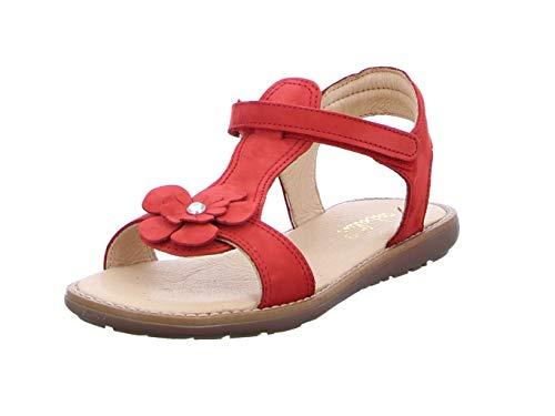 Sabalin Kinder Schuhe 53-4900 Rubino rot 635992