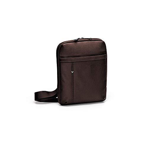 borsello uomo roncato tracolla RONCATO Harvard borsello uomo tracolla con tasca per tablet Testa di moro