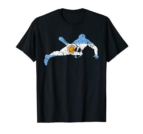 Argentinien Rugby Nationalmannschaft Fan Geschenk Los Pumas T-Shirt