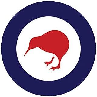 BAX Trading Royal New Zealand Air Force Roundel Sticker Decal RNZAF Zealander Kiwi NZL NZ Decal Sticker Car Bumper Window 5
