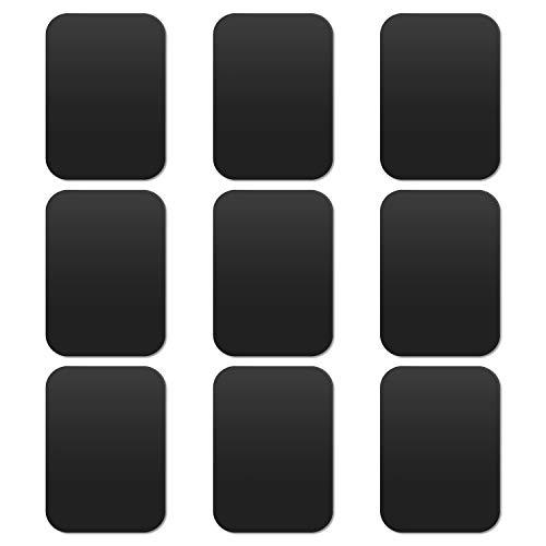 MOSUO 9 Piezas Láminas Metálicas (9 Rectangulares) Muy