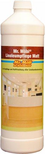 Mr.Möbi® Linoleum Pflege Matt - 1 Ltr.