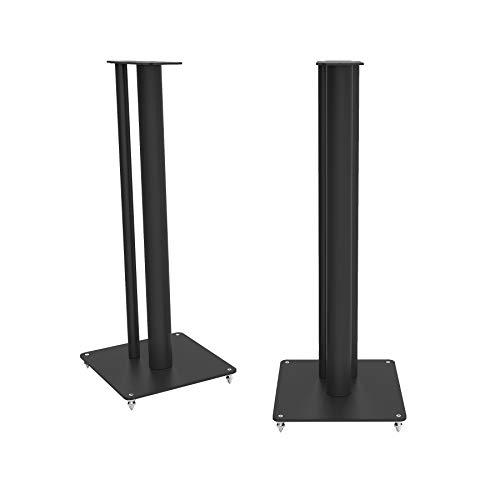 Q Acoustics 3000i Speaker Stand Pair (Black)