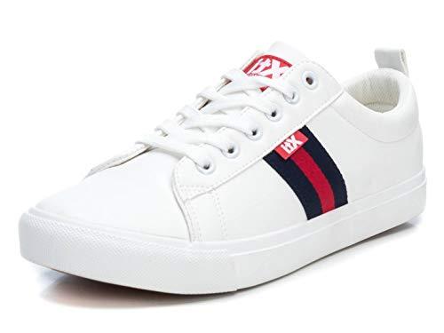 XTI Zapatilla BAS034302 para Hombre Blanco 44