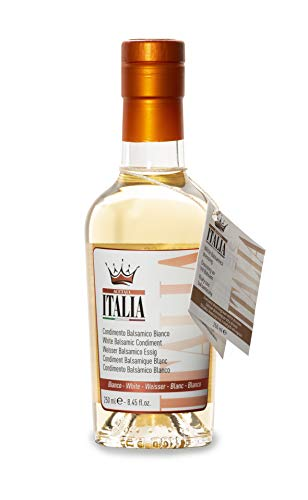 Acetaia Italia - Condimento balsámico blanco, 250ml