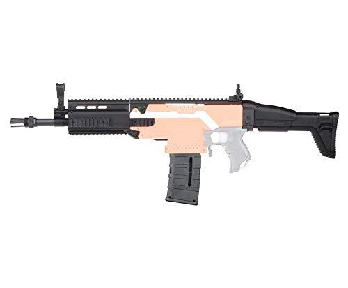 nerf stryfe WORKER F10555 FN Scar Style (Black Adaptor) for Nerf N-Strike Stryfe