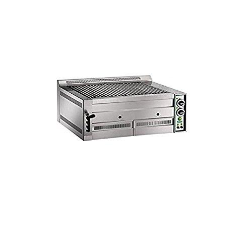 Grill Pierre de lave à gaz méthane (Kit gPL inclus) – Dim.CM. 81 x 80 x 38H.