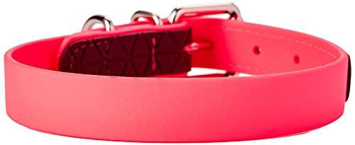 Hunter 63132 Convenience - Collare per Cani , Rosa Fluo, 40 cm, 1 Pezzo