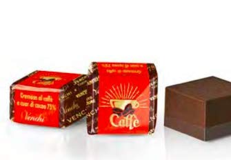 VENCHI - CHOCOLATE ESPRESSO CAFFE - 1000g - SIN GLUTEN