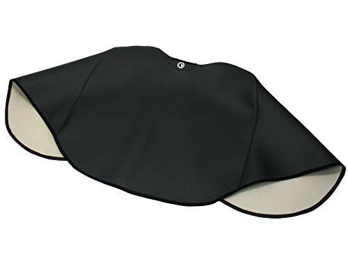 AKF Knieschutzdecke schwarz, gefüttert, Handarbeit - Simson SR50, SR80