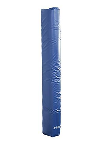 Goalsetter Wrap Around Basketball Pole Pads, Blue