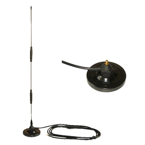 UMTS HSDPA Antenne Omni / Rundstrahler 10dBi GEWINN für Vodafone, 02, T mobile, Huawei E159 ,Huawei E160, Huawei E160E, Huawei E160G ,Huawei E161, Huawei E169, Huawei E176, Huawei E1762, Huawei E176G, Huawei E1820, Huawei E196E, Huawei E196G, Huawei E600, Huawei E612, Huawei E618, Huawei E620, Huawei E621, Huawei E630, Huawei E660, Huawei E660A, Huawei EC321 Vodafone Mobile Connect Card Huawei, eplus notebook Card neues Modell, T-Mobile web n walk USB Stick IV, T-Mobile Xtra Stick Basic, Fonic USB Internet Stick, O2 Surf Stick 2 (E160), O2 Surf Stick 3, Aldi Medion Stick S4011, N24 Internet Stick (Surf Stick E160E), O2 Tchibo Internet Stick, BildMobil Stick,Kabel Deutschland Internet Stick, Klarmobil XS Stick W12, ProSieben Stick und alle USB-Sticks Telefons oder Datenkarten mit CRC-9