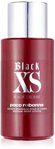 Paco Rabanne Black XS for her Bodylotion, 200 ml