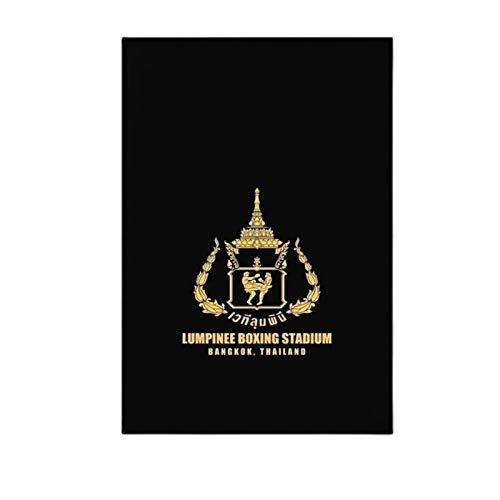 Ignite Wander Canvas Wall Art Poster e Stampe Lumpinee Muay Thai Boxing Stadium Dipinti su Tela Living Room Decor -50x70 cm No Frame 1PCS