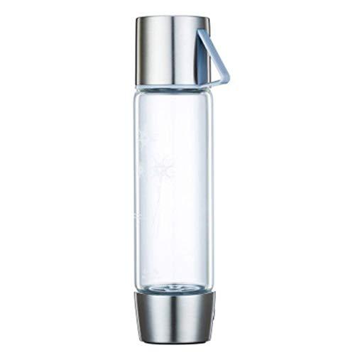KUANDARM Vaso De Agua Rica En Hidrógeno 3 Minutos Vaso De Agua con Microelectrólisis, B