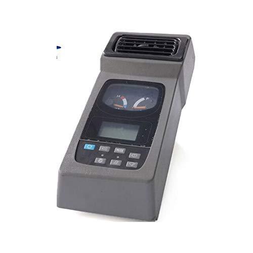 Compatible with SK200-6E SK210-6E SK230-6E SK250-6E Excavator Gauge Panel Monitor YN59E00008F1