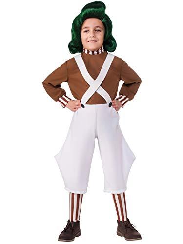 - Oompa Loompa Kinder Kostüme