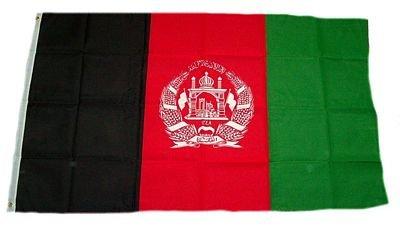 Flagge Fahne Afghanistan 90 x 150 cm FLAGGENMAE®