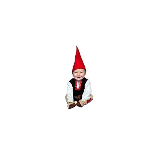 Déguisement de Gnome pour bébé de 6 à 12 mois