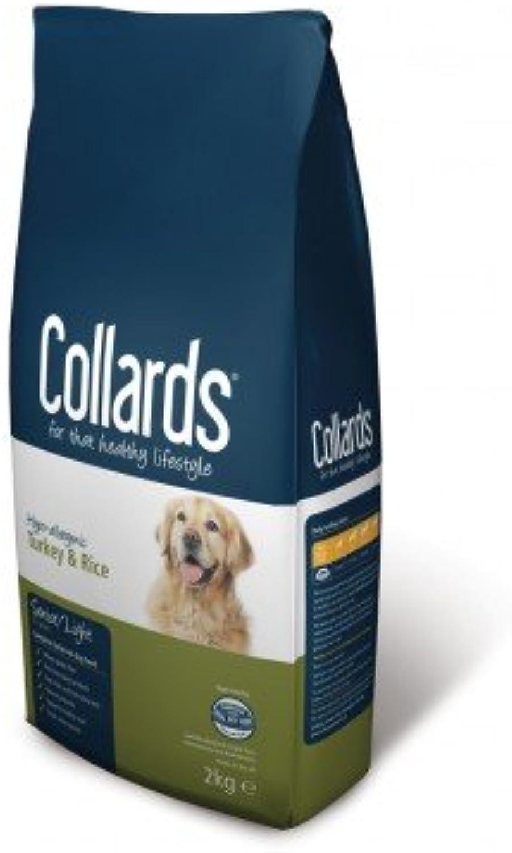 Collards Senior Light Turkey & Rice 12kg