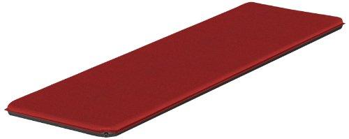 ALEXIKA Selbstaufblasende Matte Best, burgundy red, L/B/H: 183/66/5, 9326.5008